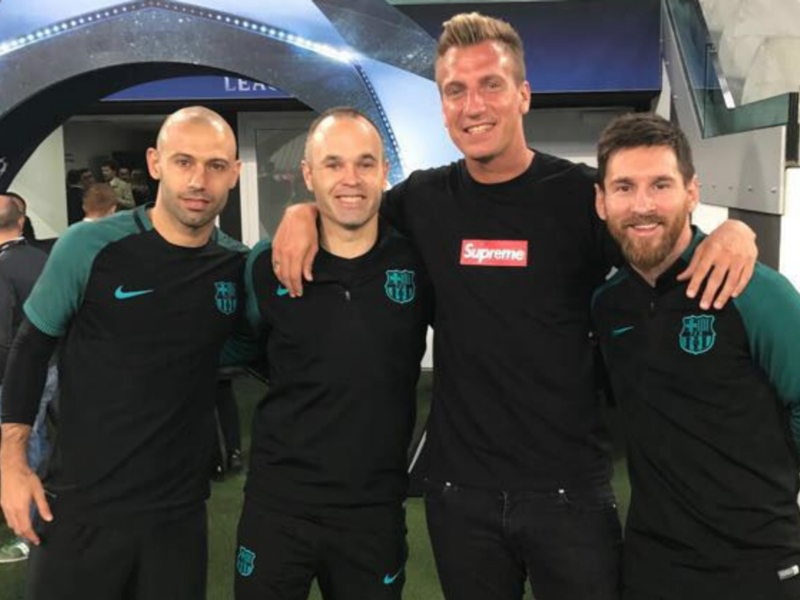 Messi friendship is not behind Icardi's Argentina exile, says Maxi Lopez