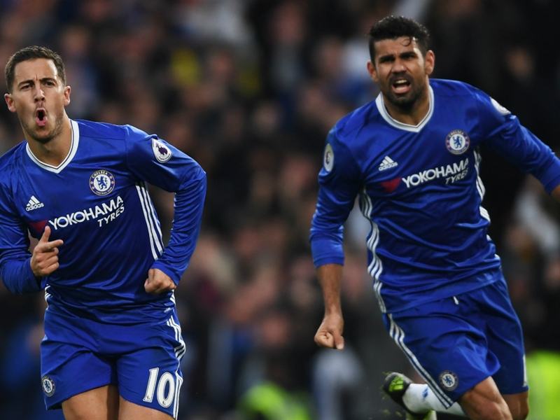 'Hazard not ready for Madrid but Costa could go' - Desailly discusses transfer plans at Chelsea