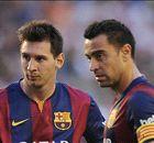 XAVI: Reveals magical Messi moment