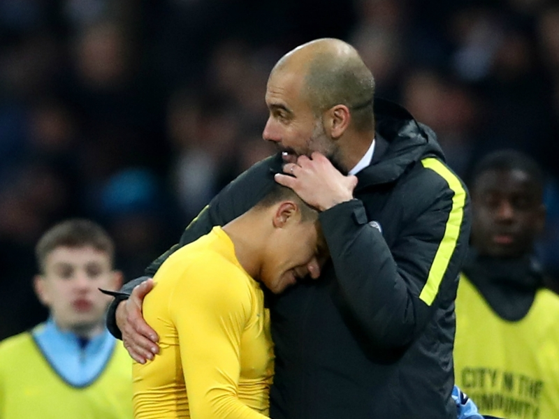 'We have a lot of business to do' - Guardiola avoids Alexis Sanchez question