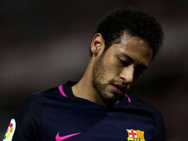 Confirmed: Neymar will miss Clasico with three-match ban