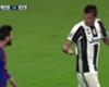 ¡Un momento picante entre Messi y Mandzukic!