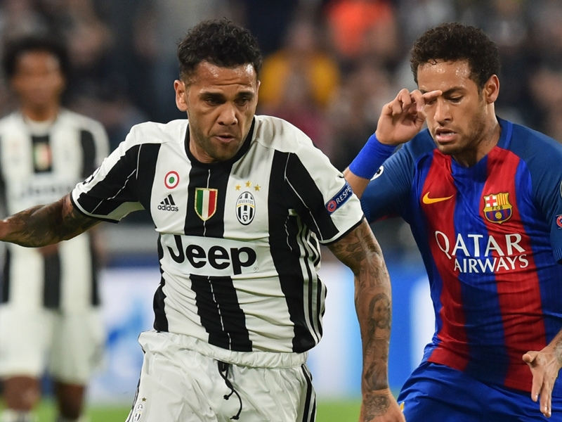 How Dani Alves' Barcelona love affair turned sour