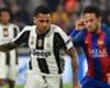O amor entre Dani Alves e Barça