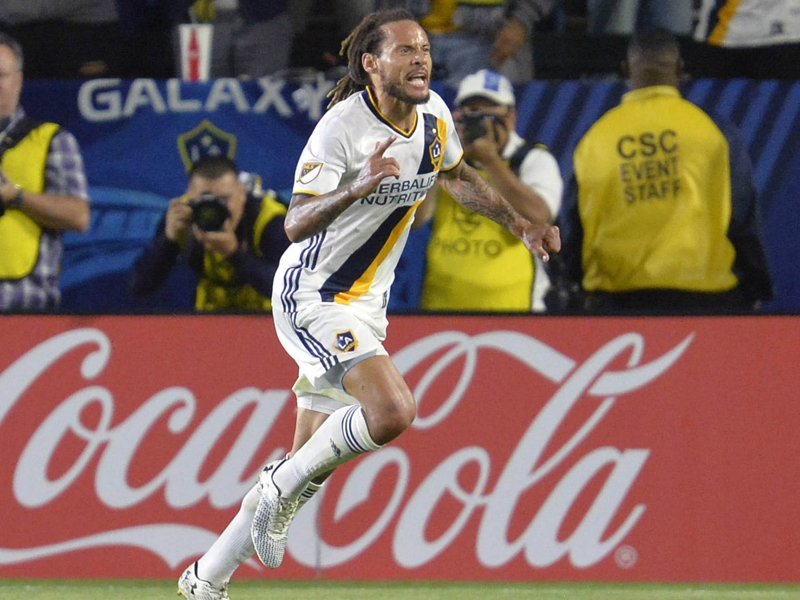 Inside Opta: Jones steps up for LA Galaxy, D.C. United midfield clicks and more
