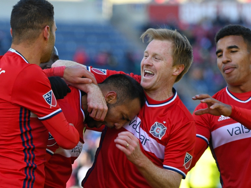 Chicago Fire make huge leap — Goal's Week 6 MLS Power Rankings