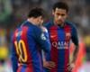 Neymar: Messi der Weltbeste
