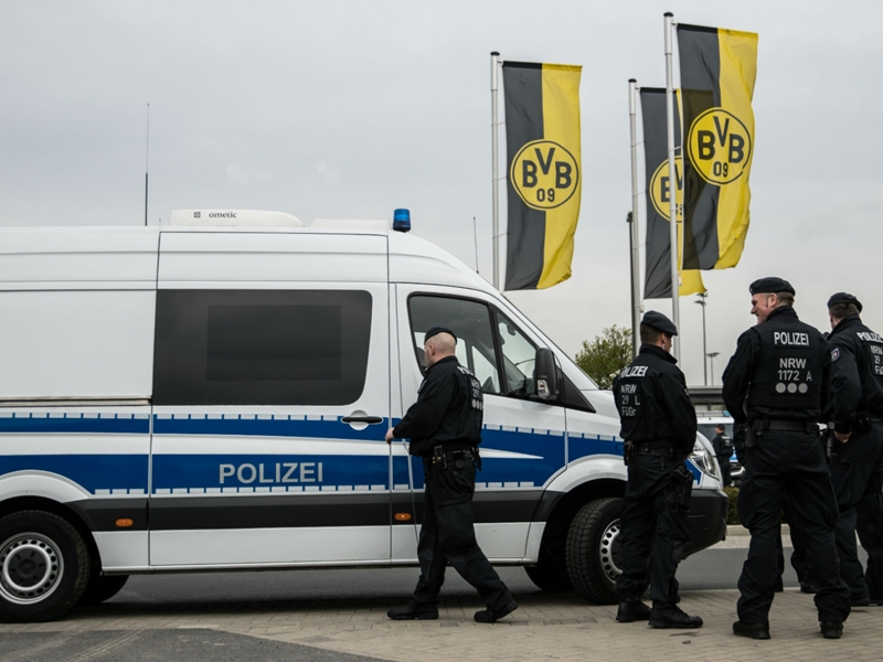 UEFA reviewing safety for Champions League ties after Dortmund bus explosion