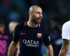 Mascherano calf blow for Barcelona