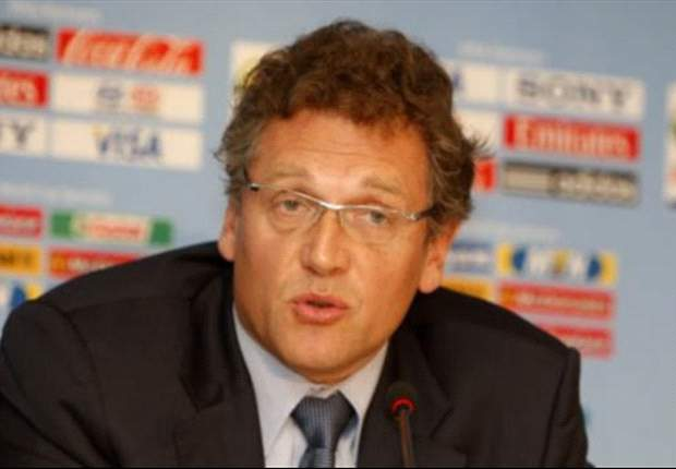 'Why were we not informed?' - Fifa secretary general Jerome Valcke on Lord Triesman allegations