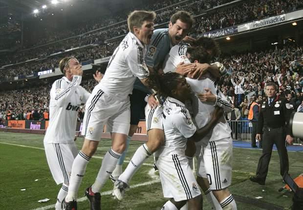 Player Ratings: Real Madrid 3-2 Getafe