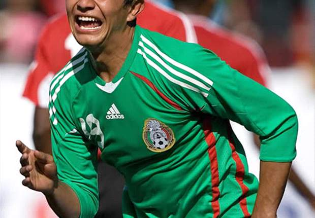 Mexico's Alvarez Powers Tri To U-17 World Cup