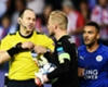 Schmeichel: Penalty call was wrong