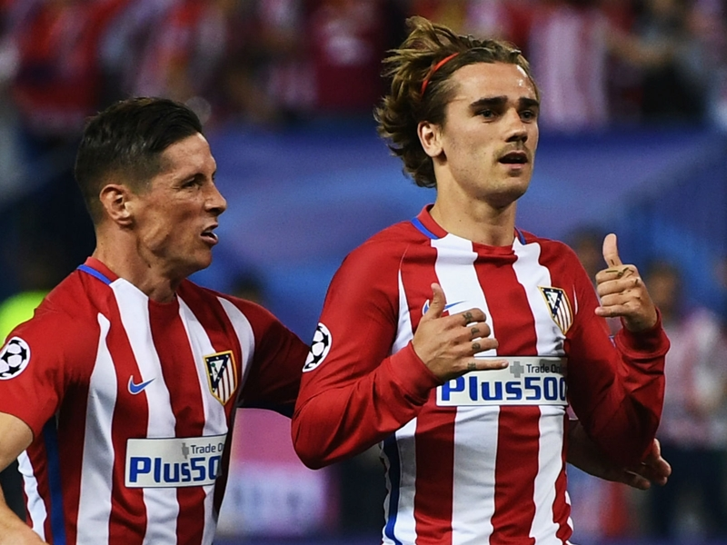 Simeone lauds 'complete' Griezmann after Leicester display