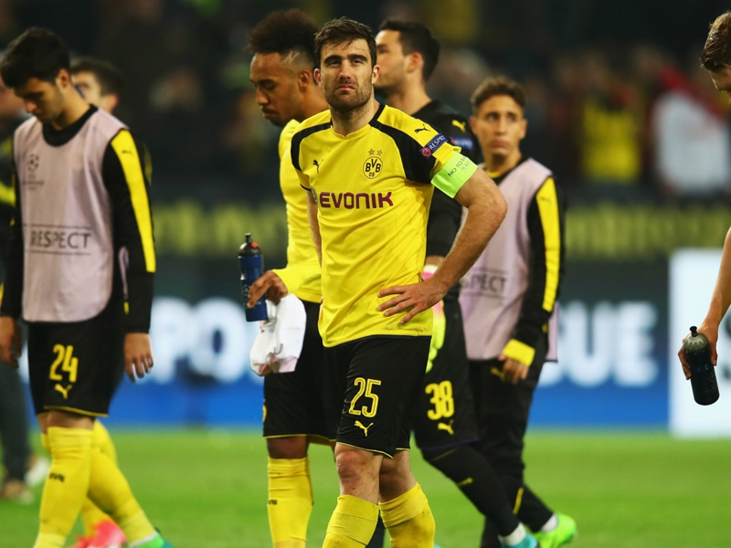 'We are not animals' - Sokratis hits out at UEFA's treatment of Dortmund