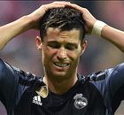 Ronaldo left out of Real Madrid squad