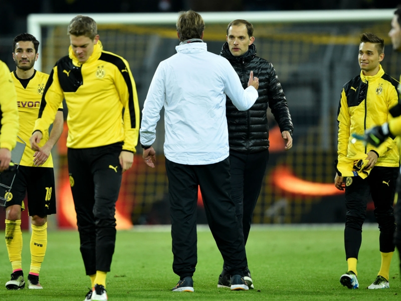 Liverpool boss Klopp feared for Dortmund friends after bus attack