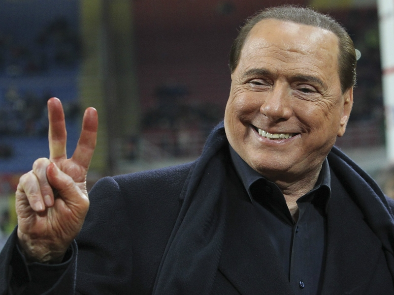 Berlusconi admits AC Milan sale is essential in letter to fans