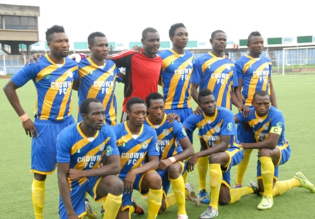 Crown FC pair get one year bans