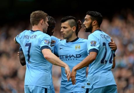 Spelersrapport: Man City - Tottenham