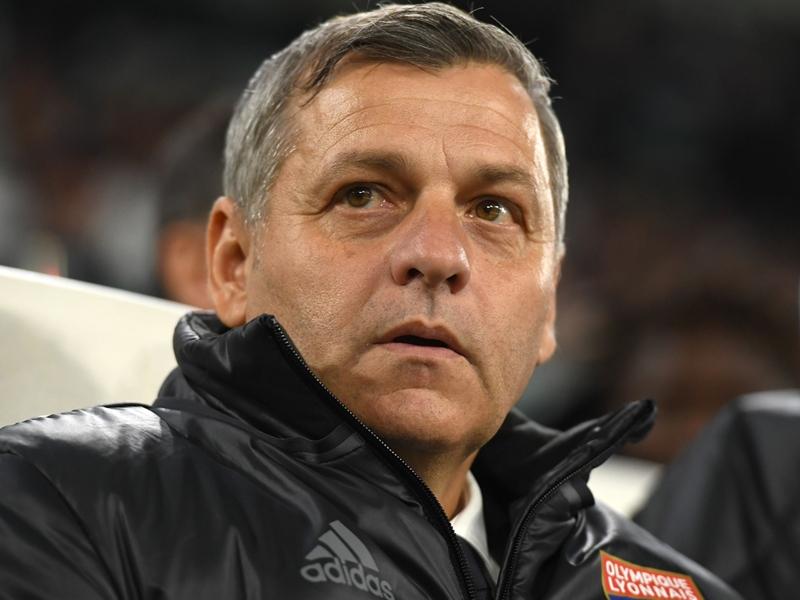 Lyon coach Bruno Genesio saddened by fan violence