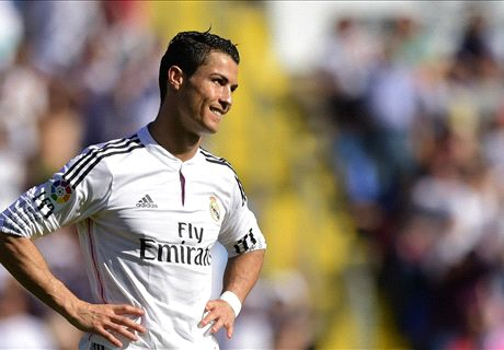 'Ronaldo is 100% not going to Man Utd'