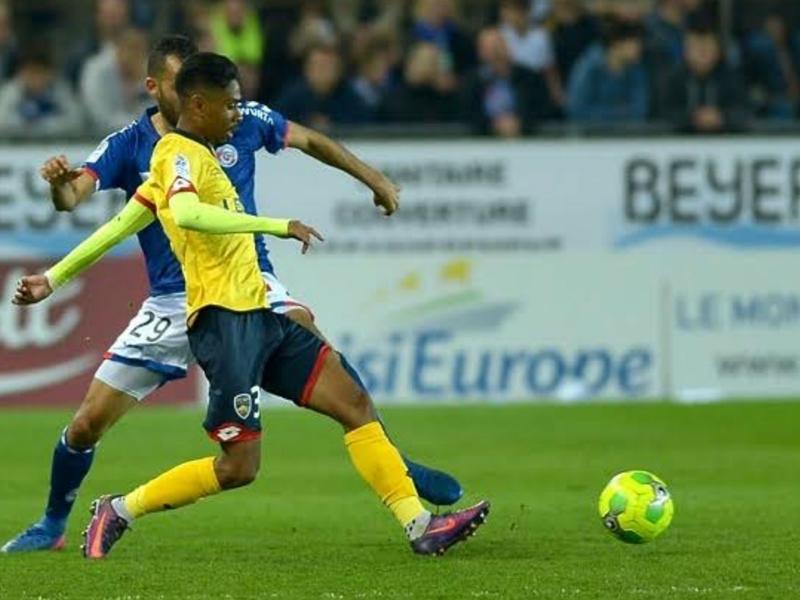 Transfert - Jason Pendant prolonge deux ans à Sochaux