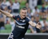 Berisha makes history with 100th goal
