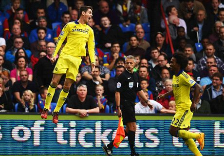 Player Ratings: Crystal Palace 1-2 Chelsea
