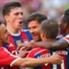 Bayern Munich goleó a Werder Bremen por el marcador de 6-0.