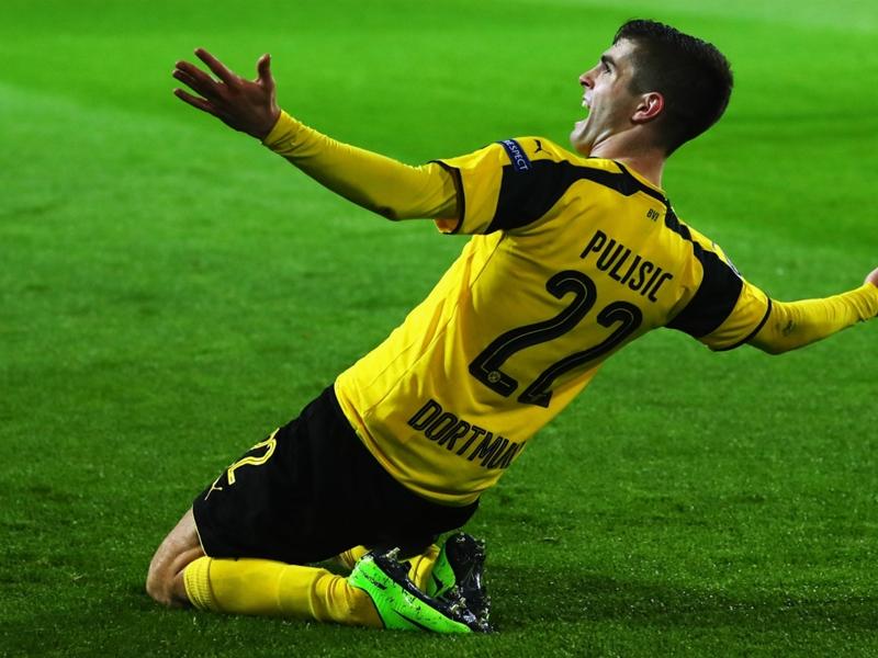 Christian Pulisic makes 50th Borussia Dortmund appearance
