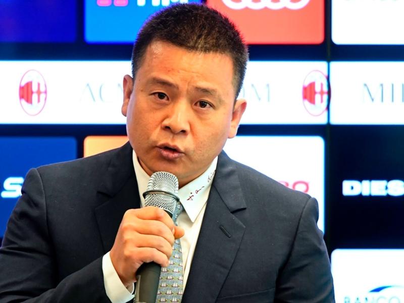 """Milan, Yonghong Li contro Elliott: """"Pensavo fosse un partner fidato"""""""