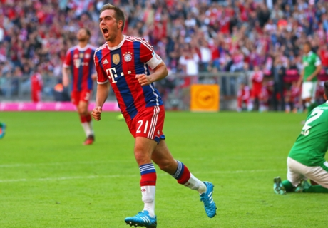 Pep: I expected a Lahm hat-trick