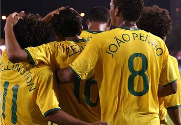Brazil Set Up Clasico Final With Argentina In Sudamericano Sub-17