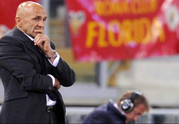 Luciano Spalletti Awaits Roma Meeting