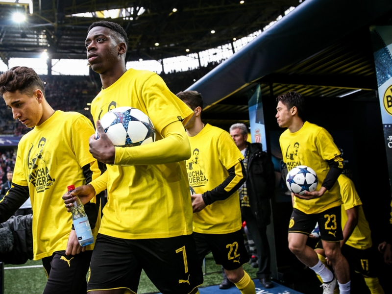 Dortmund considered withdrawing from Champions League after bomb attack