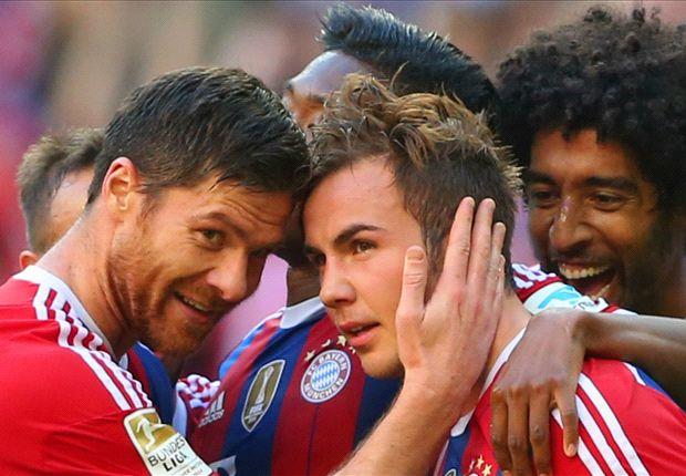 Erstes Saisontor und ein entspannter Nachmittag für Bayerns Xabi Alonso