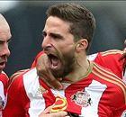 BORINI: Earns draw for doomed Sunderland