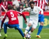 Report: Sporting Gijon 2 Madrid 3