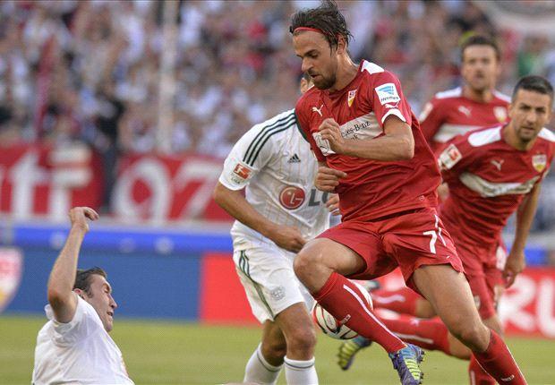 Martin Harnik erzielte gegen Leverkusen den Ausgleich, der die Partie auf den Kopf stellte