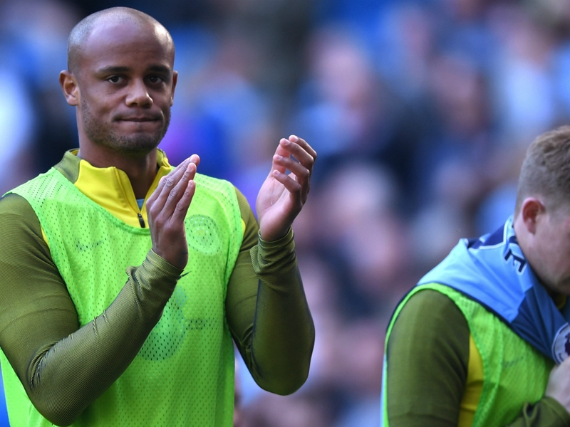 Magnificent Kompany shows what Man City have been missing