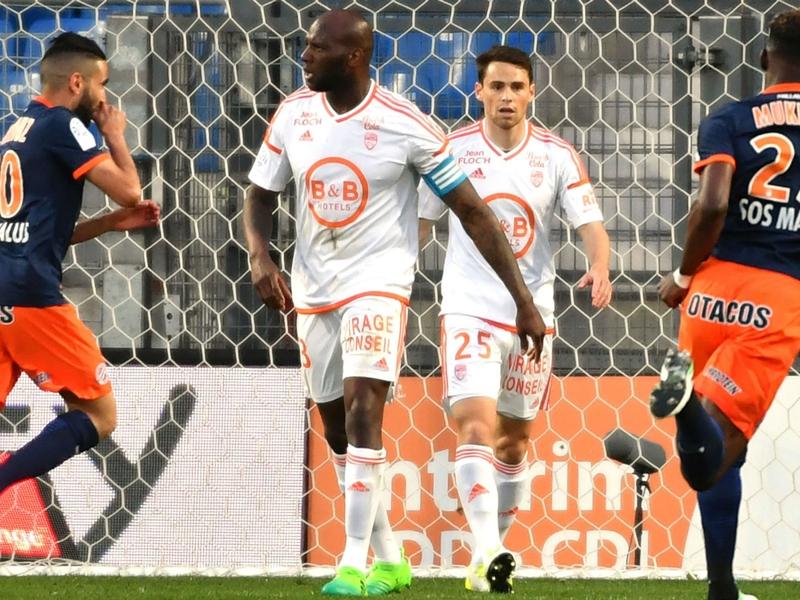 Montpellier-Lorient 2-0, Montpellier fait rechuter les Merlus