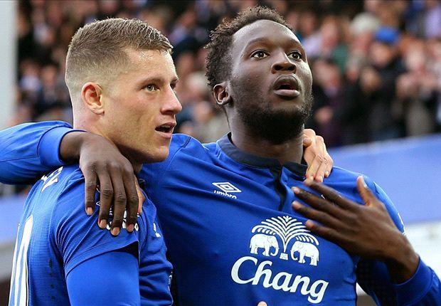 Everton 3-0 Aston Villa: Lukaku on target in Toffees stroll