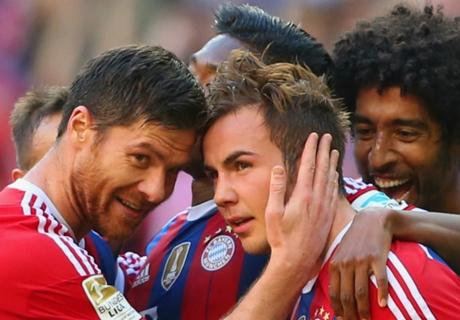 Laporan Pertandingan: Bayern 6-0 Bremen