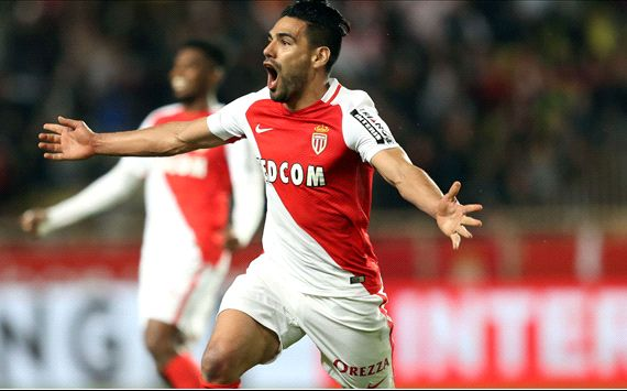 WATCH: Falcao's brilliant free-kick winner