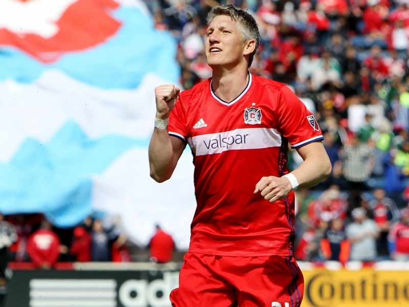 MLS Review: Schweinsteiger scores again, Orlando stays perfect at home