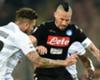 """Naples, Hamsik : """"Nous jouons le plus beau football en Europe"""""""