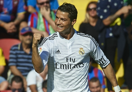 Report: Levante 0-5 Real Madrid