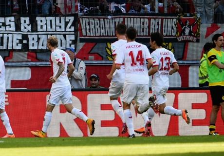 Laporan Pertandingan: Koln 2-1 Dortmund