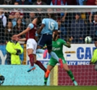 Burnley 1-3 West Ham: Sakho scores